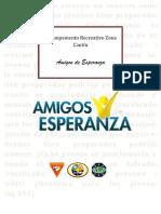 II Campamento Recreativo Zona Cautin-Amigos de Esperanza