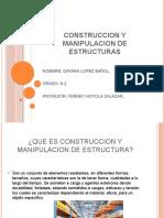 CONSTRUCCION Y MANIPULACION DE ESTRUCTURAS 2