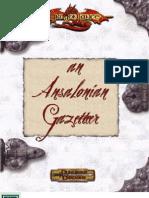 An An Salon Ian Gazetteer