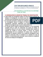 procedimeinto directiva 4-2019