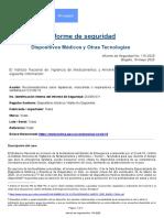 Informe de seguridad No_ #115-2020_Respiradores N95