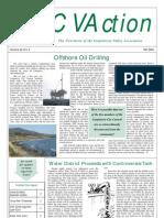 Fall 2005 CVAction Newsletter ~ Carpinteria Valley Association