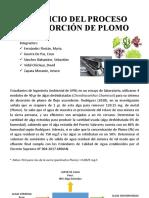 EJERCICIO DEL PROCESO DE ABSORCIÓN DE PLOMO.pptx