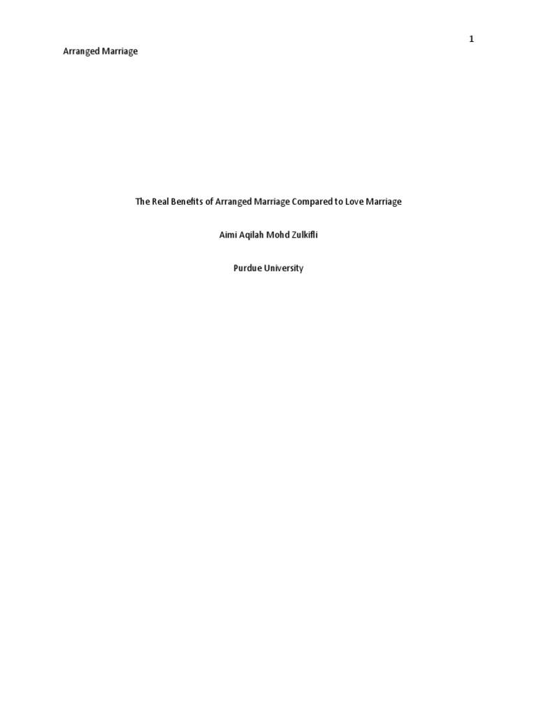 arranged marriage argumentative essay marriage divorce