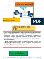 Diseño de una red wifi-Deyvis juli yabar