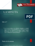 LA MINUTA.pptx