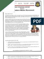 Miac Strategic Report