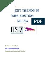 A White Paper on Web Server