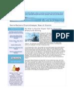 September 2008 Santa Barbara Channelkeeper Newsletter