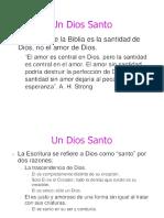 DOCTRINA DE LA ENTERA SANTIFICACION EXPLICADA