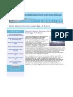 January 2009 Santa Barbara Channelkeeper Newsletter