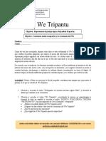 Guía We Tripantu (música y artes)