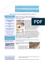 May 2010 Santa Barbara Channelkeeper Newsletter