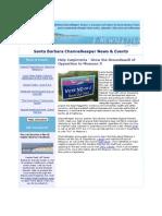 June 2010 Santa Barbara Channelkeeper Newsletter