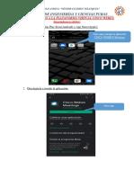 Guia de ingreso al CISCO WEBEX Smartphone(celular)