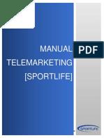 Manual Telemarketing