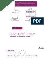 GPC Detección temprana y diagnóstico del episodio depresivo
