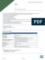 Sigmacover 280 (primer) for HDG surface