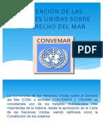 PRESENTACION CONVENCIÓN DE LAS NACIONES UNIDAS SOBRE