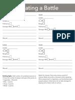 Unbound DM Adversary Sheet
