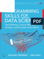 Programming Skills for Data Science, With R