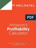 amazon-profitability-calculator