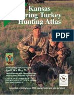 Kansas Department of Wildlife and Parks 2010 Spring Turkey Atlas