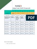 2019 DARCI Framework Template
