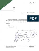PROiect - Concedii Plătite Pentru Părinți Cu Copii 3-10 Ani, 17.07.2020