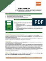 Duraziv LM 77 KAUCIUK