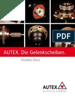 AUTEX-Gelenkscheiben-Flexible-Discs