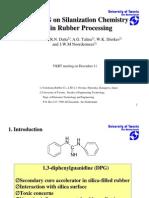 Effect of DPG on Silinization
