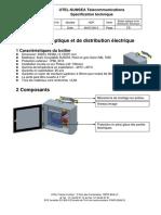 Proposition UTEL  boitier Hybride electrique Optique