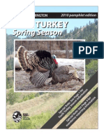 2010 Washington Spring Turkey  Pamphlet