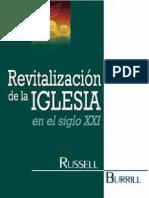 Russell Burrill - Revitalización de la Iglesia en el siglo XXI.pdf