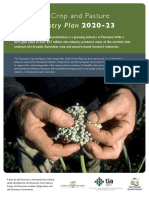 Crop and Pasture Seed Industry Plan 2020-23