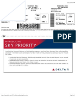 View Boarding Pass