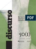 Revista Discurso v50 n1
