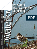 2010-2011 Utah Waterfowl Guidebook