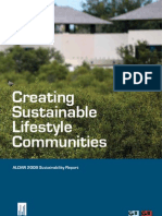 ALDAR Sustainablity Report 2009
