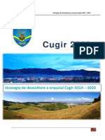 Strategia de Dezvoltare a Orasului Cugir 2014 - 2020