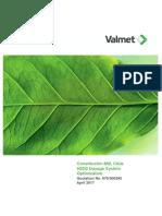 QT 678_500395 Hydrogen Peroxide Dosage System Optimization_Constitución ...