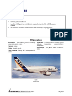 Airbus A318. Outlook. Orientation. Civil Aircraft Forecast
