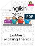 RMO Phase 3 English worksheets Year 1 Anggerik and 1 Cempaka