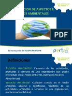 CAPACITACION DE IDENTIFICACION DE ASPECTOS E IMPACTOS AMBIENTALES.ppt