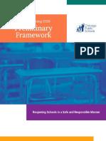 CPS Preliminary Reopening Framework - 7.17.20