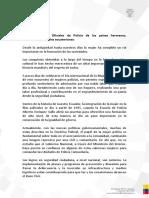 Discurso-Seminario-Internacional-sobre-Policía-Comunitaria-y-Seguridad-Ciudadana