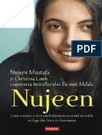 Nujeen Mustafa,Christina Lamb-Nujeen. Cum a Reusit o Fata Imobilizata in Scaunul Cu Rotile Sa Fuga Din Siria in Germania
