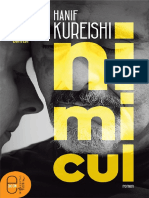 Hanif Kureishi - Nimicul