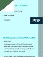Model Sosial1